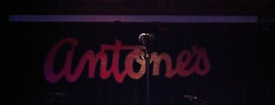 Antone's is one of STA Travel - Austin's Best Live Music Spots.