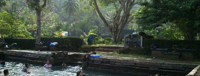 Pemandian Air Panas Candi Umbul is one of Must-visit Great Place in Ambarawa-Salatiga.