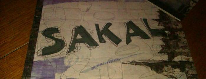 Sakal is one of Must-visit Bars in Ankara.