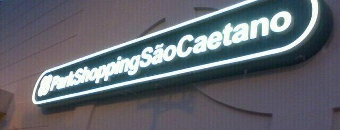 ParkShoppingSãoCaetano is one of Shoppings de São Paulo.