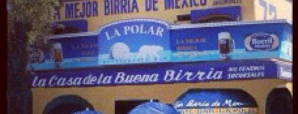 La Polar is one of O que Fazer na Cd. do México.
