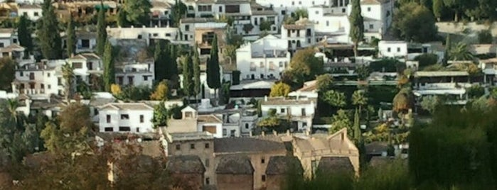 Albaicín is one of 101 cosas que ver en Andalucía antes de morir.