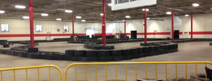 On Track Karting is one of Arcades and Fun Places.