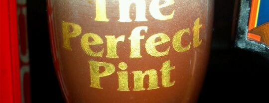 The Perfect Pint is one of Mecritic Founder's Favorite Resturants.