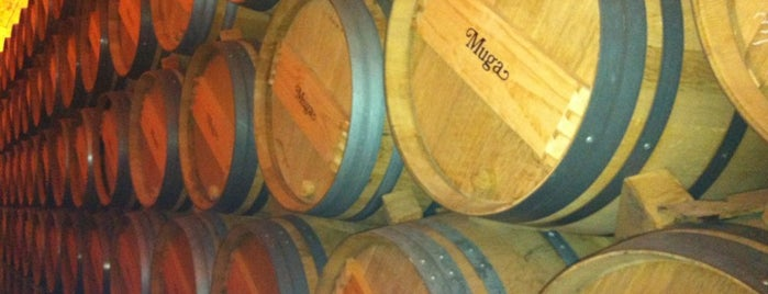Bodegas Muga is one of Gary Vee's Favorite Wine Spots.