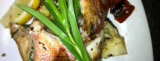Summer Seafood Spots