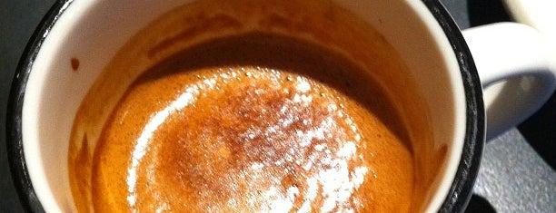 Everyman Espresso is one of Best coffee. Period..