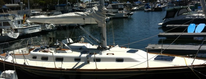 Blue Pacific Yacht Charter is one of On The Water.