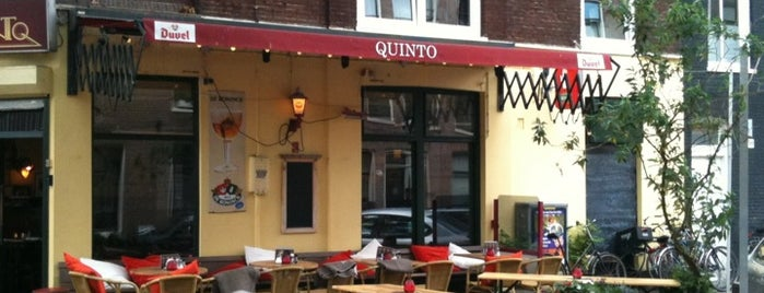 Quinto is one of Old buildings with taste in Amsterdam.