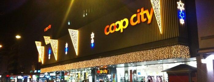 Coop City is one of Coop City.