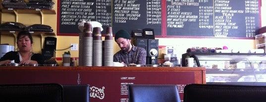 Philz Coffee is one of Caffeine Fixes.