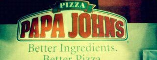 Papa John's is one of Jojo and Toto's Food Tripping List.