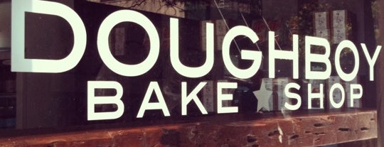 Doughboy Bake Shop is one of NYC Treats.