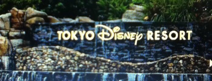 東京ディズニーリゾート (Tokyo Disney Resort) is one of 2009.03 Kanagawa Tiba Tokyo.
