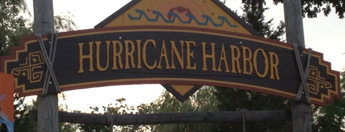 Hurricane Harbor is one of Things To Do In NJ.