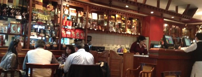 Café Entrelagos is one of Valdivia.