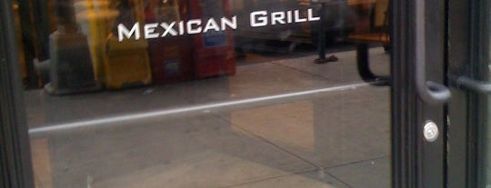 Chipotle Mexican Grill is one of Places I love to eat at.