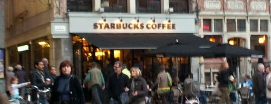 Starbucks is one of Best places in Brugge, België.