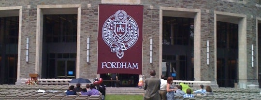 The Fordham University Experience