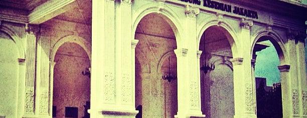 Gedung Kesenian Jakarta (GKJ) is one of Enjoy Jakarta 2012 #4sqCities.