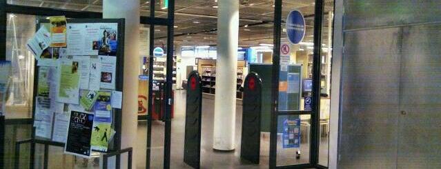 Viikin kirjasto is one of HelMet-kirjaston palvelupisteet.