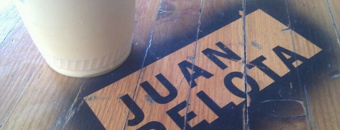 Juan Pelota Café is one of Confessions of a Fresh Brew Expert.