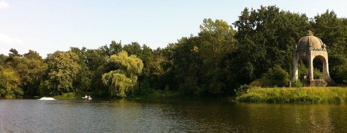 Auf dem adolf - Mittag - See is one of MDverzaubert.