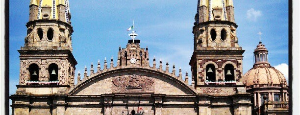 Catedral Basílica de la Asunción de María Santísima is one of Templos Guadalajara Z.M..