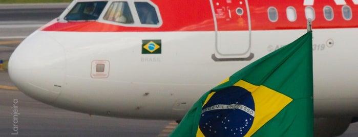 Aeroporto de São Paulo / Congonhas (CGH) is one of Best places in São Paulo, Brasil.