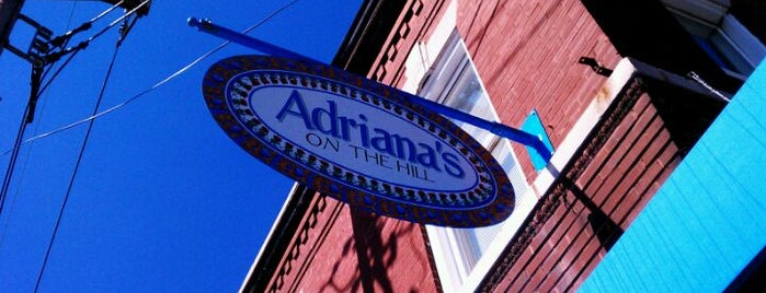 Adriana's on The Hill is one of The best things we ate in 2012.