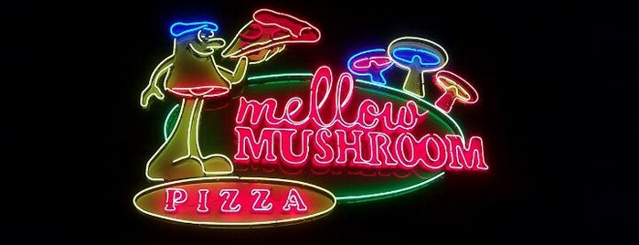 Mellow Mushroom is one of Restaurants to try.