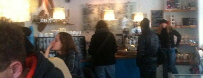 Kaffeplantagen is one of Cafes in Copenhagen.