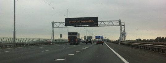 Zeeburgerbrug is one of Bridges in the Netherlands.