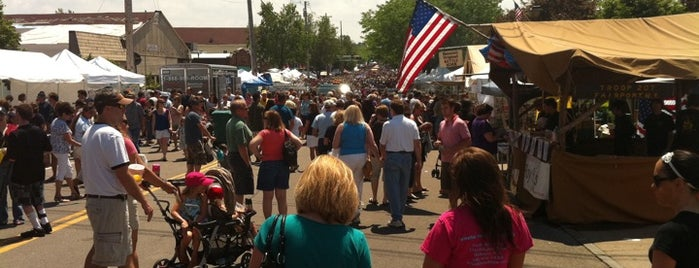 Fairport Canal Days is one of The Best Spots In Rochester, NY.