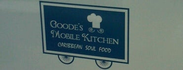 Goode's Mobile Kitchen is one of DC's Best Food Trucks.