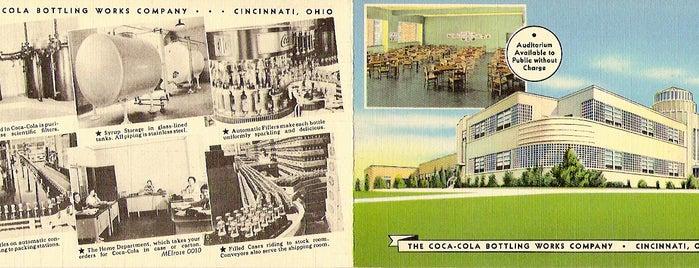 Xavier University Alumni Center is one of Surviving Historic Buildings in Cincinnati.