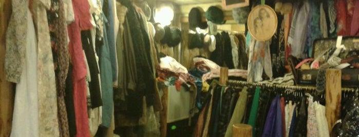 katika's vintage gardrobe is one of budapest.