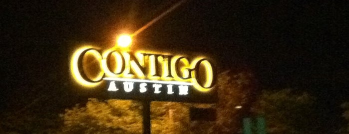 Contigo Austin is one of Clubs, Pubs & Nightlife in ATX.