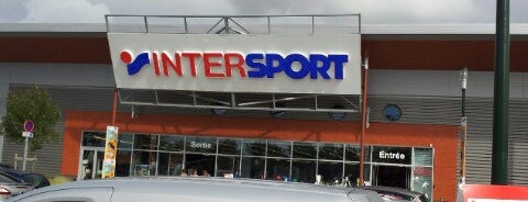 Intersport (Biganos) is one of Mayor au moins une fois.