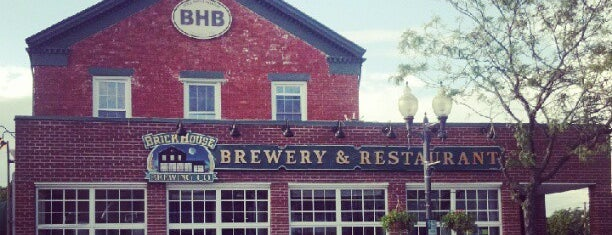 BrickHouse Brewery & Restaurant is one of Mayors.
