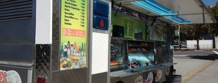 El Ranchito Taco Truck is one of Food Trucks.