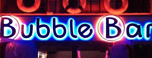 Bubble Bar @ RCA is one of All Bars & Clubs: TalkBangkok.com.