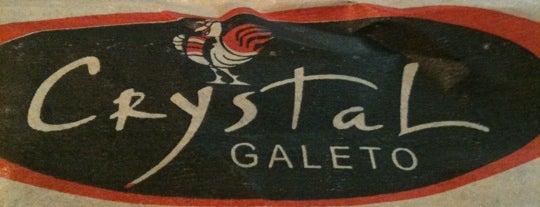 Crystal Galeto is one of Galetos no Centro do RJ.