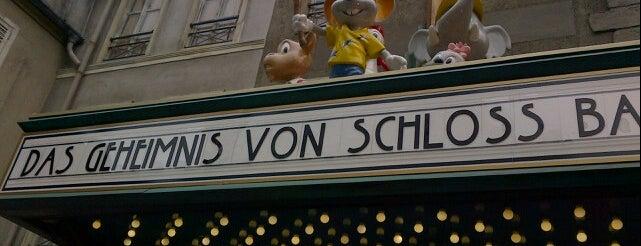 Magic Cinema 4D is one of Urlaub.