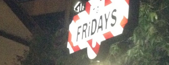 TGI Fridays is one of Tardes de Terrazas.