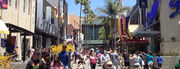 Universal CityWalk is one of ท่องเที่ยว Los Angeles, CA.