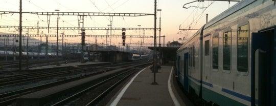 Stazione FFS Chiasso is one of Linee S e Passante Ferroviario di Milano.