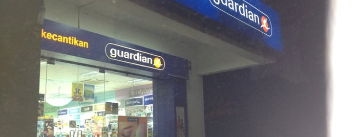 Guardian Seksyen 3 is one of All-time favorites in Malaysia.