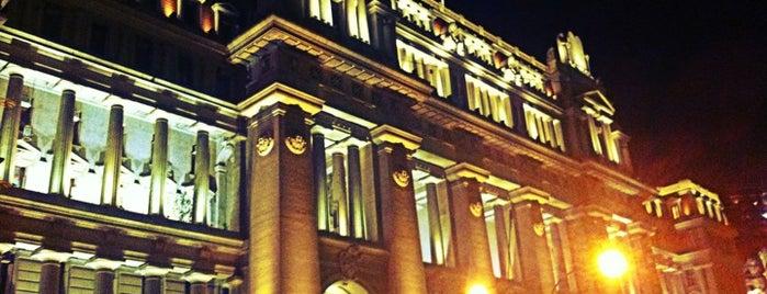 Palacio de Justicia de la Nación is one of Buenos Aires.