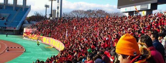 パロマ瑞穂スタジアム (Paloma Mizuho Stadium) is one of #4sqCities Nagoya.